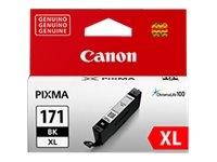Canon CLI-171XL BK Black Siyah Orijinal Mürekkep Kartuş