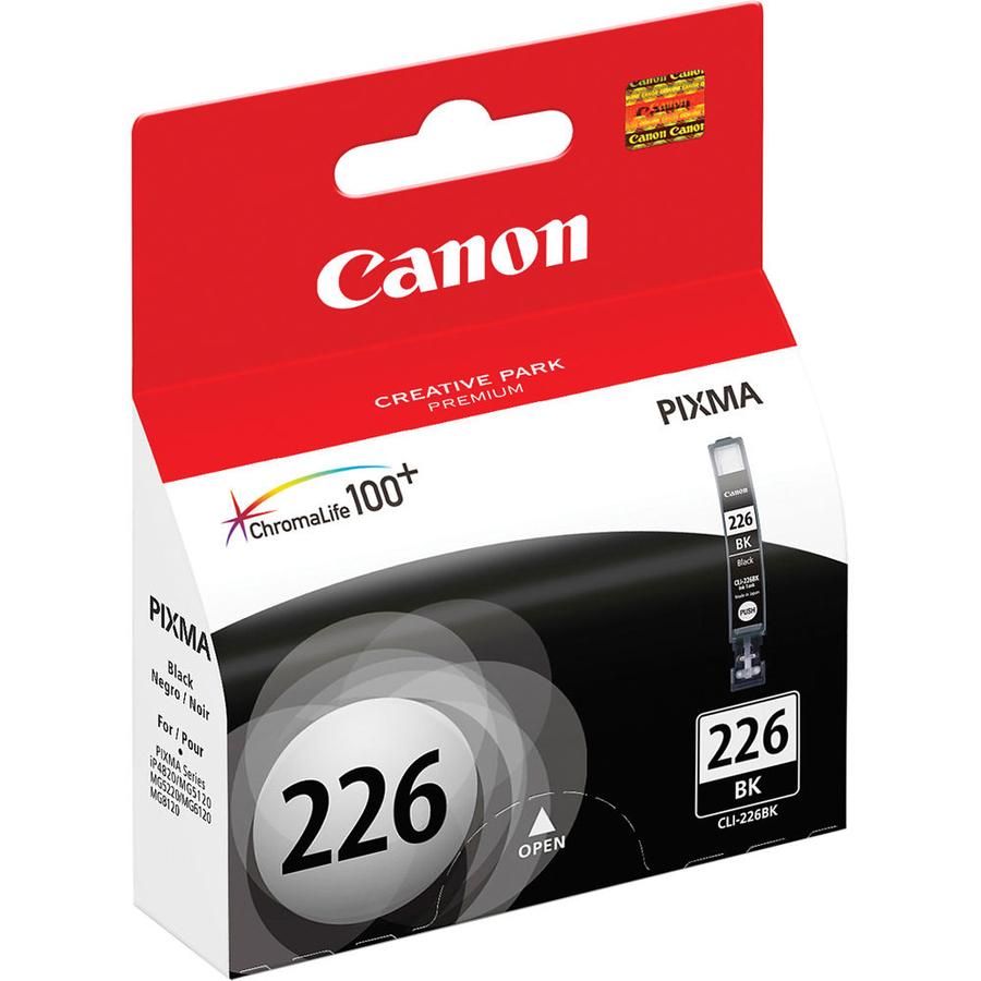 Canon CLI-226 BK Black Siyah Orijinal Mürekkep Kartuş