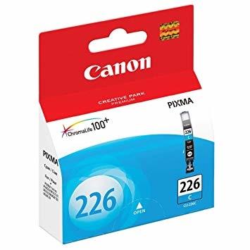 Canon CLI-226 C Cyan Mavi Orijinal Mürekkep Kartuş