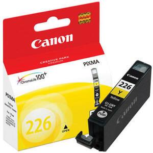 Canon CLI-226 Y Yellow Sarı Orijinal Mürekkep Kartuş