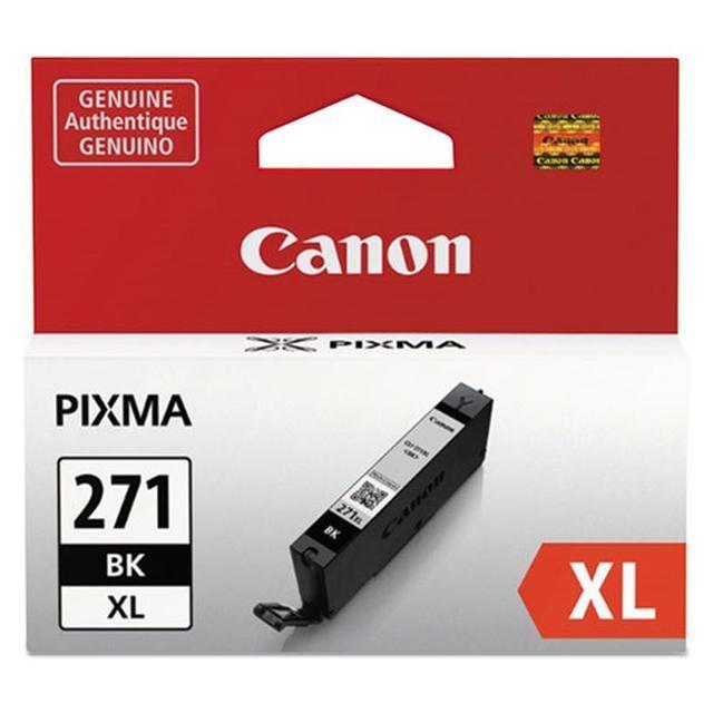 Canon CLI-271XL BK Black Siyah Orijinal Mürekkep Kartuş