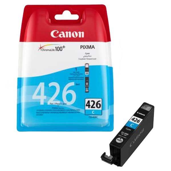 Canon CLI-426 C Cyan Mavi Orijinal Mürekkep Kartuş