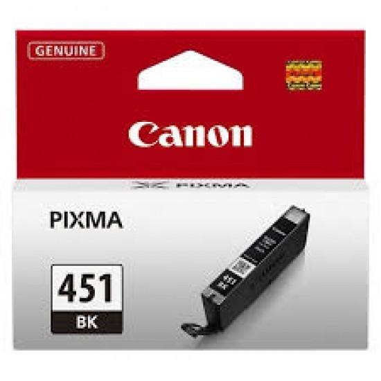 Canon CLI-451 BK Black Siyah Orijinal Mürekkep Kartuş