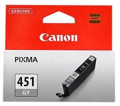 Canon CLI-451 GY Grey Gri Orijinal Mürekkep Kartuş