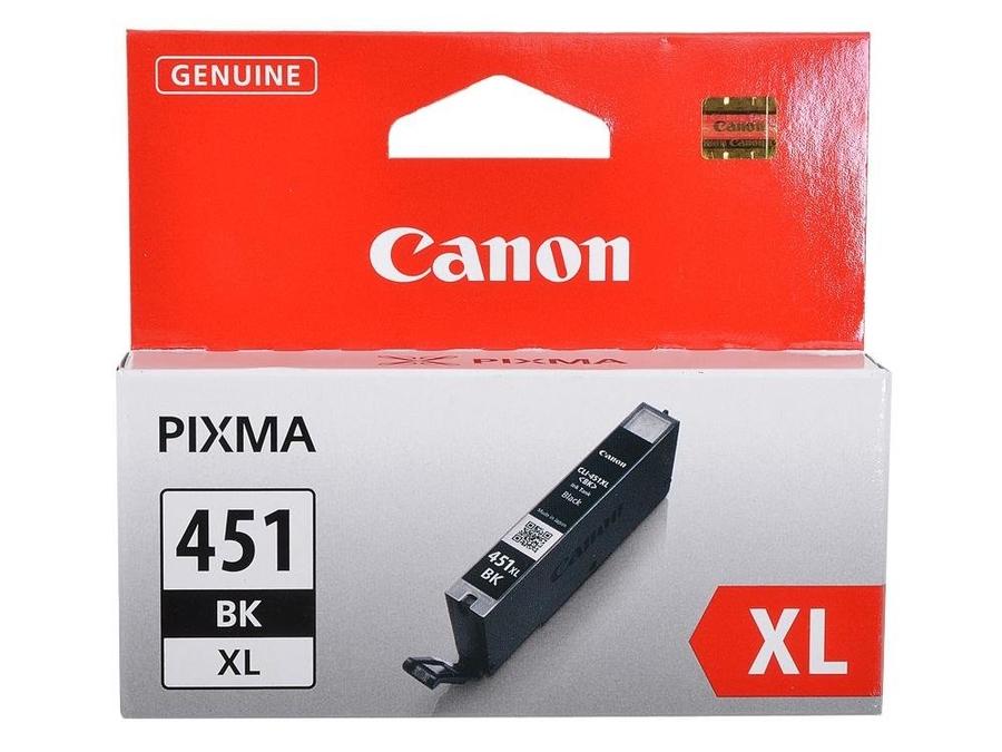 Canon CLI-451XL BK Black Siyah Orijinal Mürekkep Kartuş