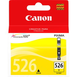 Canon CLI-526 Y Yellow Sarı Orijinal Mürekkep Kartuş