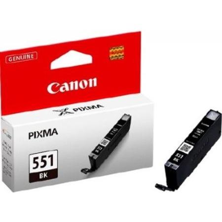 Canon CLI-551 BK Black Siyah Orijinal Mürekkep Kartuş