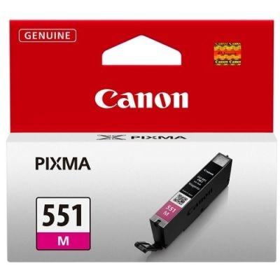Canon CLI-551 M Magenta Kırmızı Orijinal Mürekkep Kartuş