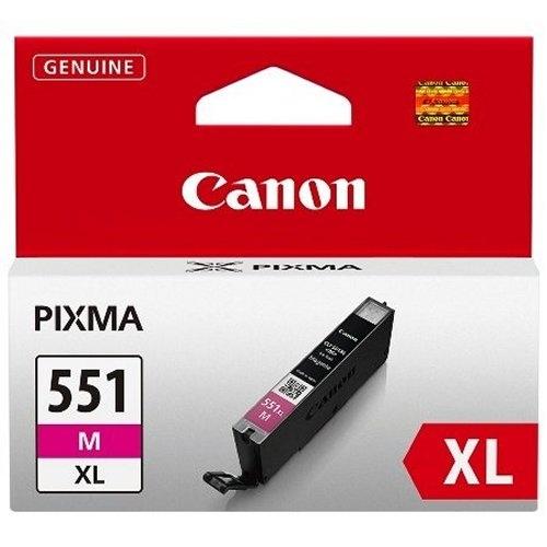 Canon CLI-551XL M Magenta Kırmızı Orijinal Mürekkep Kartuş
