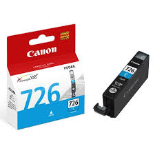 Canon CLI-726 C Cyan Mavi Orijinal Mürekkep Kartuş