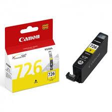 Canon CLI-726 Y Yellow Sarı Orijinal Mürekkep Kartuş