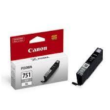 Canon CLI-751XL GY Grey Gri Orijinal Mürekkep Kartuş