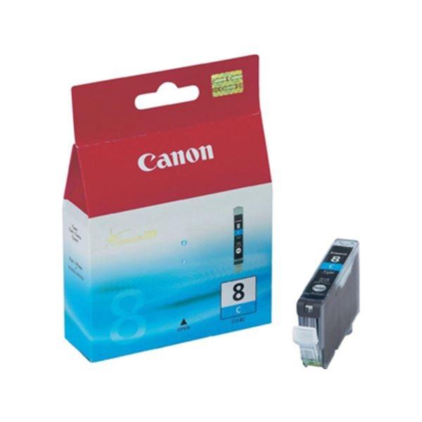 Canon CLI-8 C Cyan Mavi Orijinal Mürekkep Kartuş