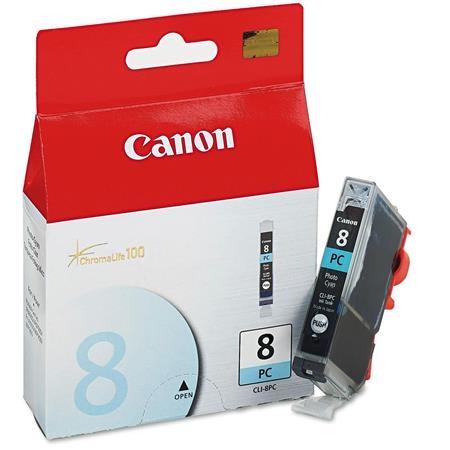 Canon CLI-8 PC Photo Cyan Foto Mavi Orijinal Mürekkep Kartuş
