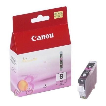Canon CLI-8 PM Photo Magenta Foto Kırmızı Orijinal Mürekkep Kartuş
