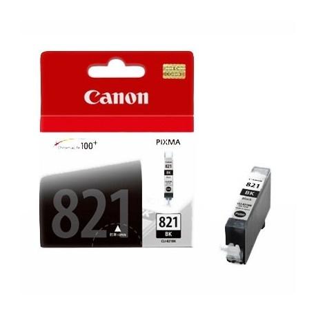 Canon CLI-821 BK Black Siyah Orijinal Mürekkep Kartuş