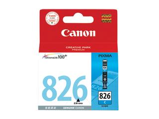 Canon CLI-826 C Cyan Mavi Orijinal Mürekkep Kartuş