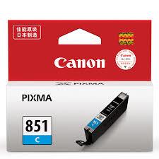 Canon CLI-851 C Cyan Mavi Orijinal Mürekkep Kartuş