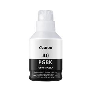 Canon GI-190 PGBK Black Siyah Orijinal Mürekkep