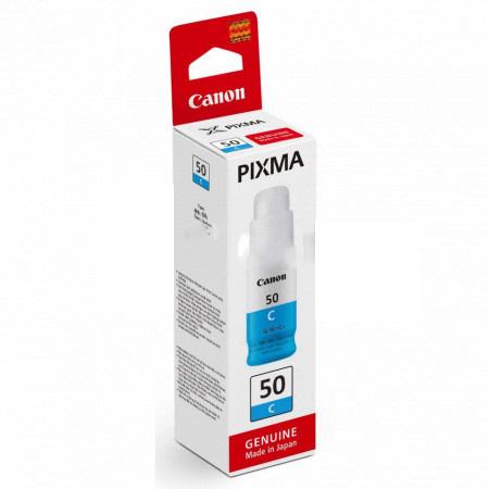 Canon GI-50 C Cyan Mavi Orijinal Mürekkep