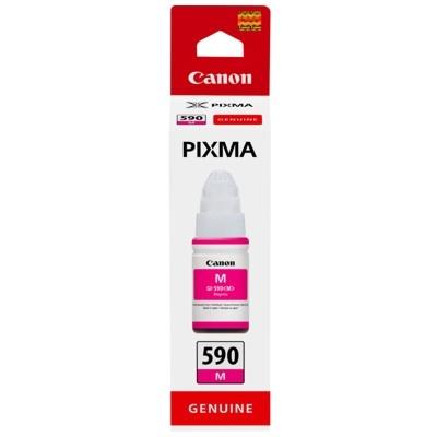 Canon GI-590 M Magenta Kırmızı Orijinal Mürekkep