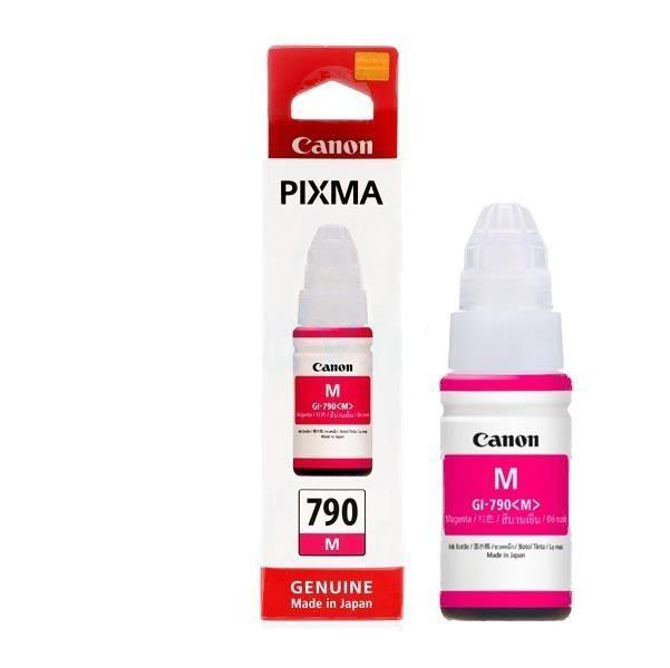 Canon GI-790 M Magenta Kırmızı Orijinal Mürekkep