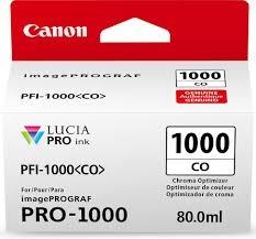 Canon PFI-1000 CO Chroma Optimiser Krom Optimizer Orijinal Mürekkep Kartuş