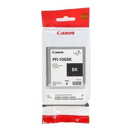 Canon PFI-103 BK Black Siyah Orijinal Mürekkep Kartuş