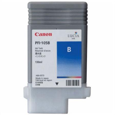 Canon PFI-105 B Blue Gökmavi Orijinal Mürekkep Kartuş