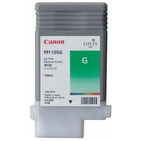 Canon PFI-105 G Green Yeşil Orijinal Mürekkep Kartuş