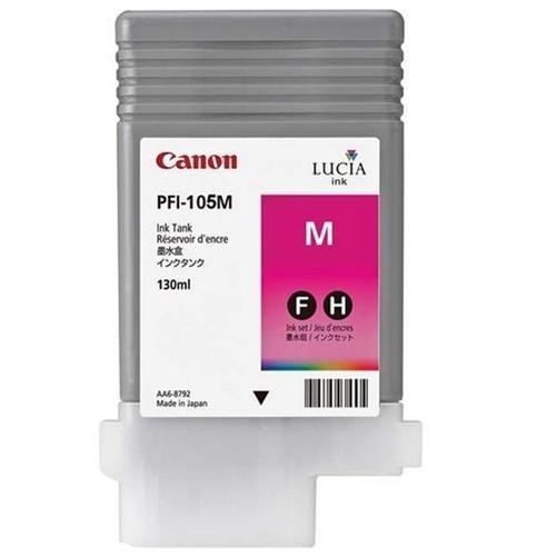 Canon PFI-105 M Magenta Kırmızı Orijinal Mürekkep Kartuş