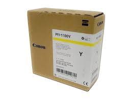 Canon PFI-1100 Y Yellow Sarı Orijinal Mürekkep Kartuş