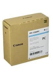 Canon PFI-1300 PC Photo Cyan Foto Mavi Orijinal Mürekkep Kartuş