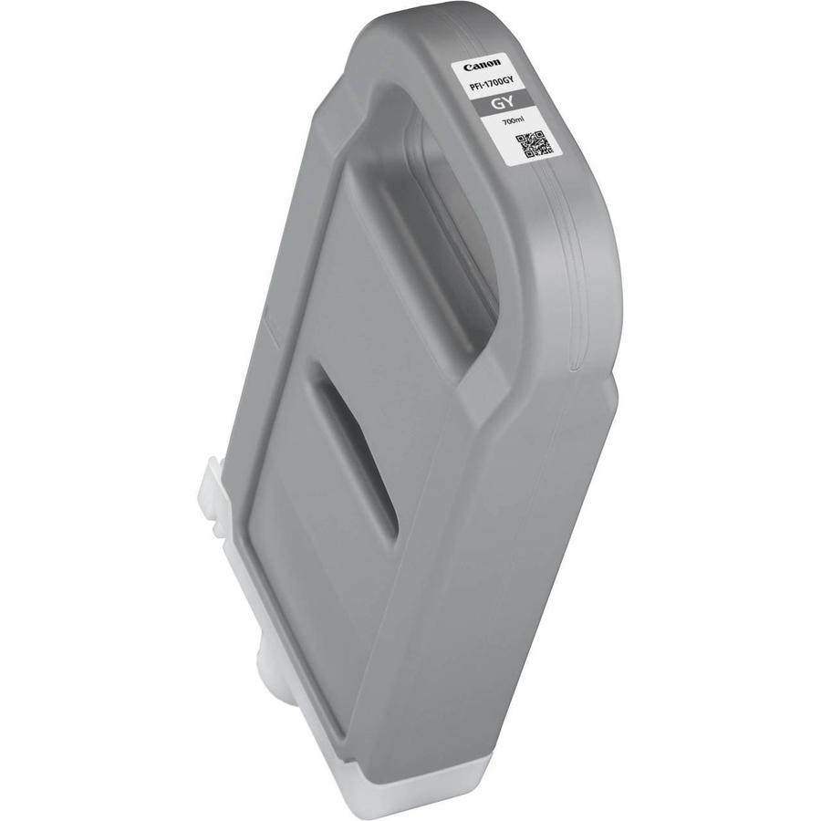 Canon PFI-1700 GY Grey Gri Orijinal Mürekkep Kartuş