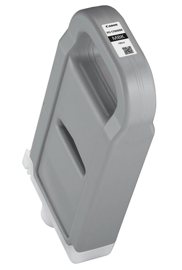 Canon PFI-1700 MBK Mat Black Mat Siyah Orijinal Mürekkep Kartuş