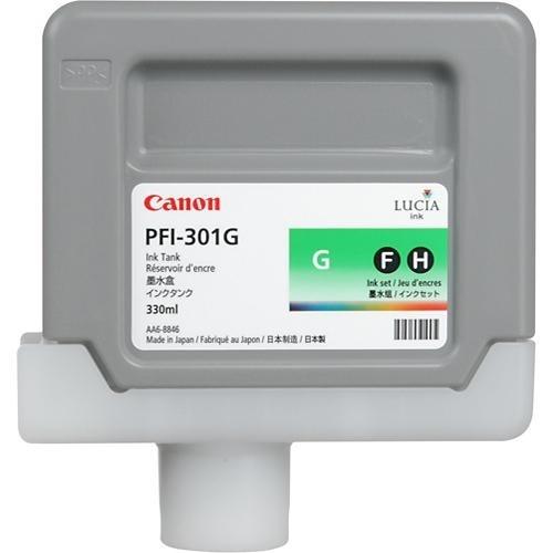 Canon PFI-301 G Green Yeşil Orijinal Mürekkep Kartuş