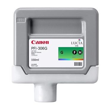 Canon PFI-306 G Green Yeşil Orijinal Mürekkep Kartuş