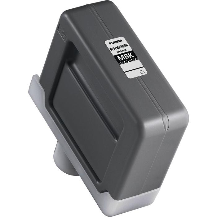 Canon PFI-306 MBK Mat Black Mat Siyah Orijinal Mürekkep Kartuş