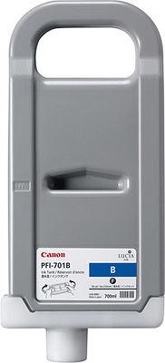 Canon PFI-701 B Blue Gökmavi Orijinal Mürekkep Kartuş