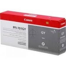 Canon PFI-701 GY Grey Gri Orijinal Mürekkep Kartuş