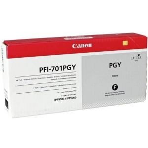Canon PFI-701 PM Photo Magenta Foto Kırmızı Orijinal Mürekkep Kartuş