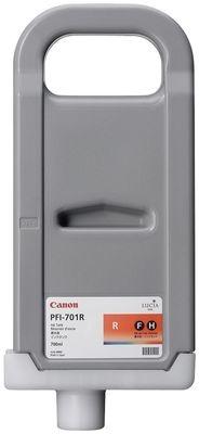 Canon PFI-701 R Red Kırmızı Orijinal Mürekkep Kartuş
