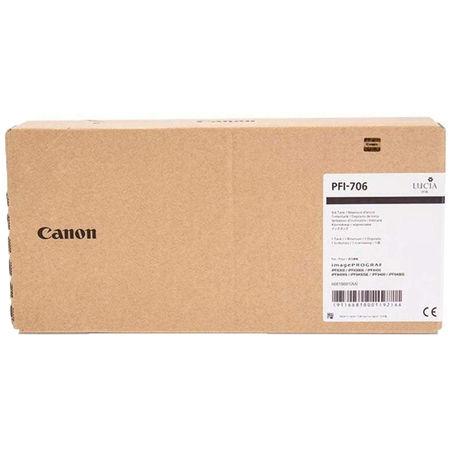 Canon PFI-706 B Blue Gökmavi Orijinal Mürekkep Kartuş