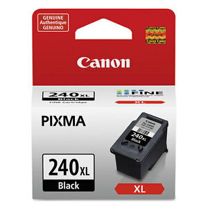 Canon PG-240XL Black Siyah Orijinal Mürekkep Kartuş