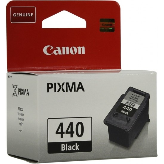 Canon PG-440 Black Siyah Orijinal Mürekkep Kartuş