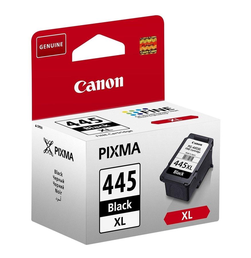 Canon PG-445XL Black Siyah Orijinal Mürekkep Kartuş