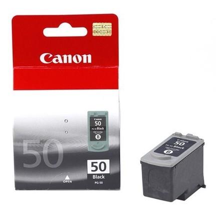 Canon PG-50 Black Siyah Orijinal Mürekkep Kartuş