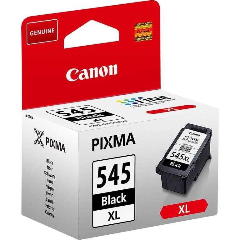 Canon PG-545XL Black Siyah Orijinal Mürekkep Kartuş