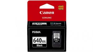 Canon PG-640XXL Black Siyah Orijinal Mürekkep Kartuş