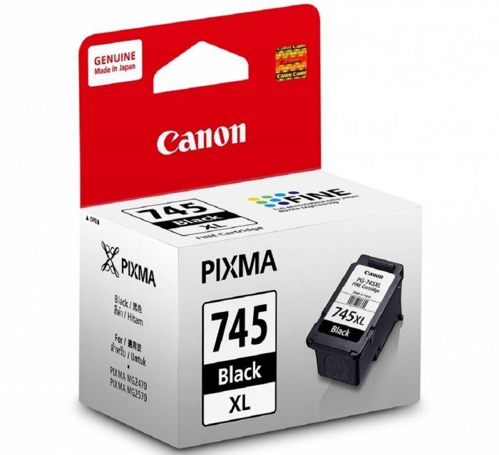 Canon PG-745XL Black Siyah Orijinal Mürekkep Kartuş